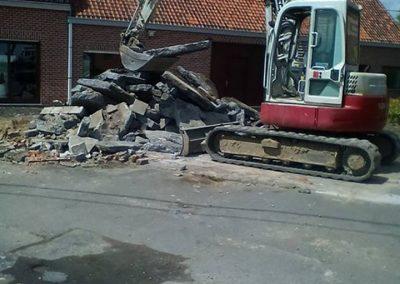 AfbraakwerkenWest-Vlaanderen - Roeselare